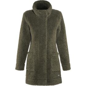 Bergans Oslo Wool LooseFit - Veste Femme - olive